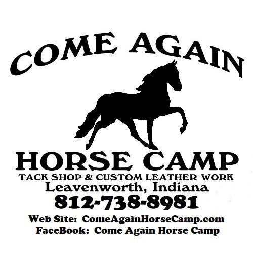 Come Again Horse Camp